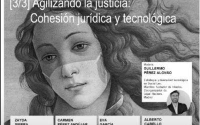 WEBINAR Covid-19. La tecnología al rescate de la justicia.